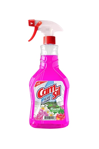 Camsil Glass Cleaner Floral 750 ml.