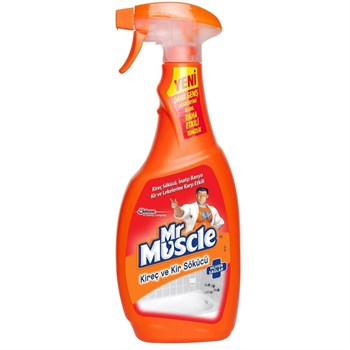 Mr.Muscle Kireç ve Kir Sökücü 750 ml.